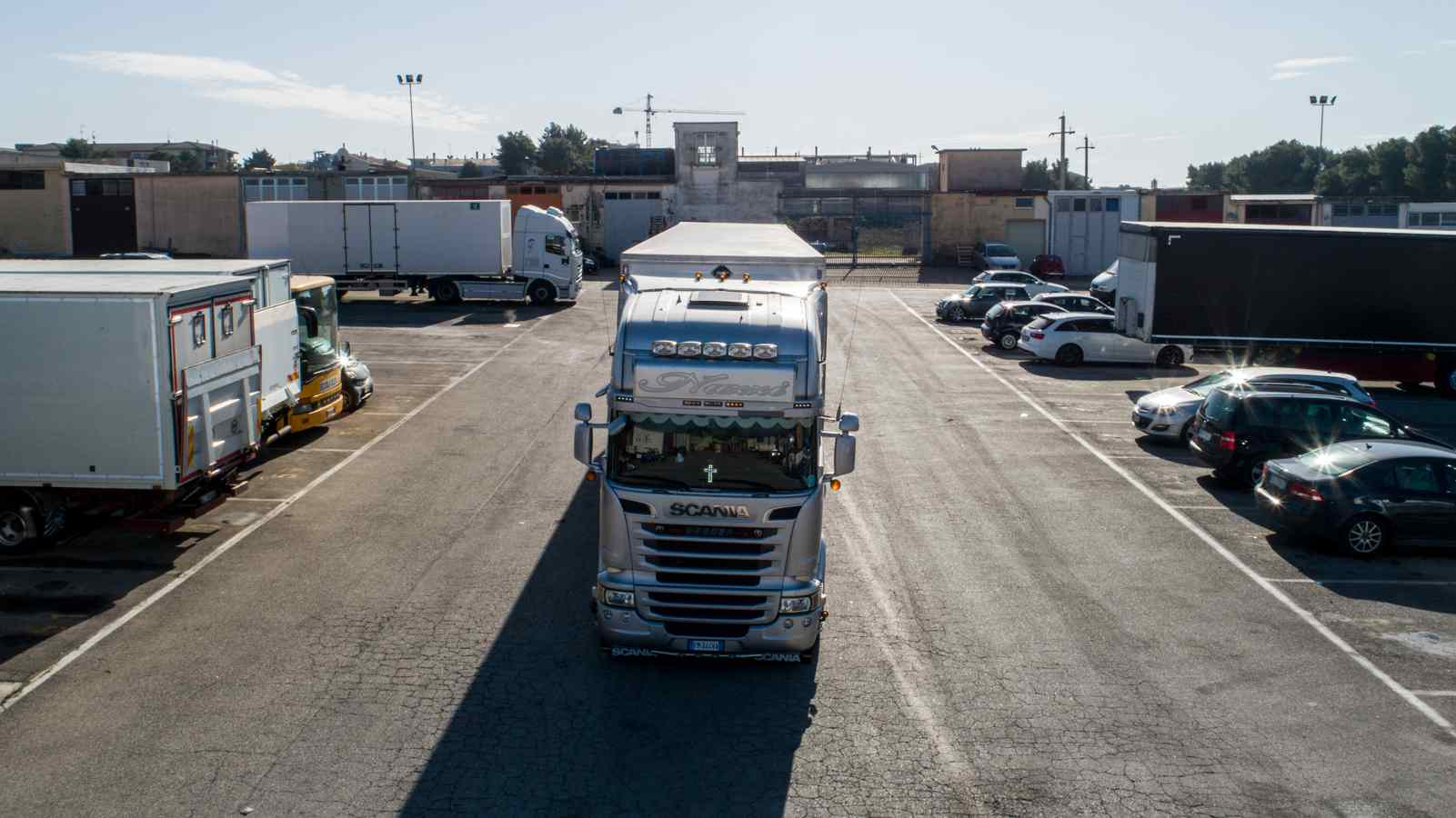 Richiesta Preventivo   GAA Trasporti