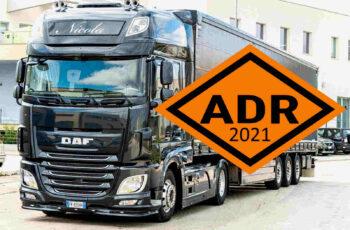 Adeguamento Normativa ADR 2021