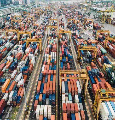 Container per Trasporto Merci